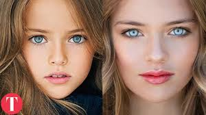 beutifull 10 most beautiful kids in the world all grown up youtube