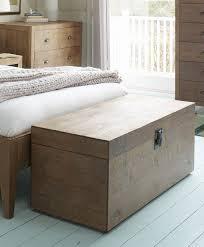 blanket storage chest trunk diy single blanket storage chest