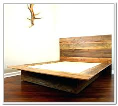 headboard for platform bed frame bed frame no headboard singapore