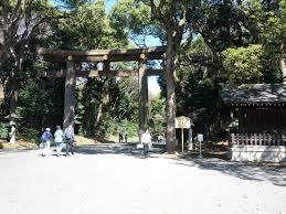sekai ichi japan travel blog meiji shrine