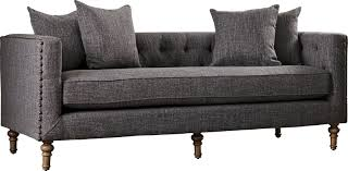 Are Chesterfield Sofas Comfortable by Lark Manor Dietame Chesterfield Sofa U0026 Reviews Wayfair