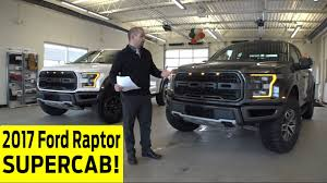 Ford Raptor Grey - 2017 ford raptor supercab exterior u0026 interior walkaround with