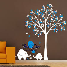 baby wall decals australia does not apply polka dot wall decals large elephant balloons tree wall stickers kids nursery home wall decals art mural decor tall 150cm
