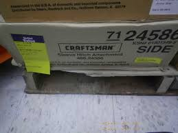 craftsman 71 24586 garden tractor sleeve hitch sears outlet