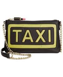 Taxi Light Betsey Johnson Light Up Taxi Crossbody Handbags U0026 Accessories