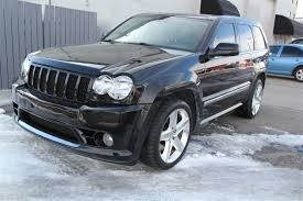 blacked out jeep 2007 jeep grand cherokee srt 8 u2013 blacked out envision auto
