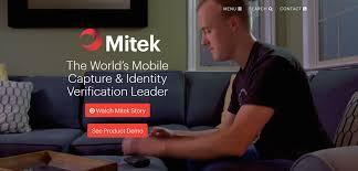 Experian Help Desk Verify Identity by Mitek Archives Finovate