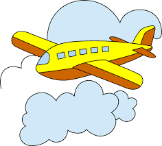 airplane cartoons kids free download clip art free clip