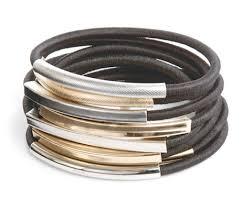 goody hair ties goody creates hair ties that as bracelets birchbox