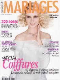 magazine mariage paule vasseur dans le magazine mariages en 2012