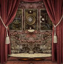 steampunk house interior steampunk gothic background by mysticmorning on deviantart