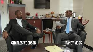 moss and seats commercial with randy moss and charles woodson