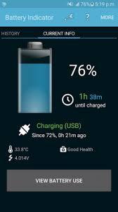 m indicator apk battery percentage indicator 2 1 apk for android aptoide