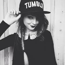 hair tutorial tumblr tomboy 35 beauty products zoella actually uses mtv uk