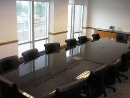 Boat Shaped Meeting Table Granite Custom Conference Room Tables Hardroxhardrox