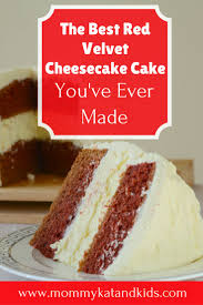 have a look at red velvet cheesecake cake it u0027s so easy to make