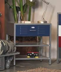 Metal Locker Nightstand Boy S Locker Nightstand Overstock Shopping Great Deals On