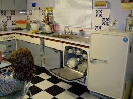 1960s Kitchen Miscellaneous Vintage Style Of The 1960 U0027s Kitchen Interior