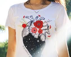 Human Anatomy T Shirts Nurse Shirts Etsy