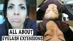 Eyelash Extensions Fort Worth Eyelash Extensions My Experience Faq Youtube