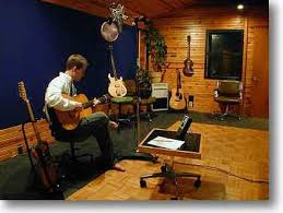 small music studio choosing a recording studio back at the ranch music resources