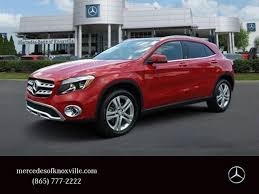 mercedes m suv pre owned 2018 mercedes gla m suv in knoxville tj003