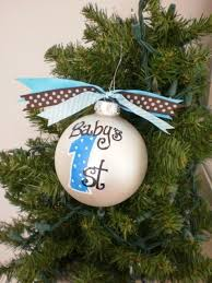 eco friendly freckles baby bobby s ornament