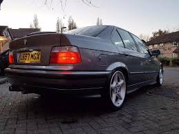 1994 bmw e36 325i se manual very rare nice looking example in