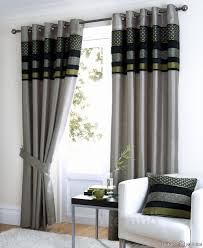 Green And Gray Curtains Ideas Shocking Fresh Lime Green Window U Curtain Ideas Pict Of And Gray
