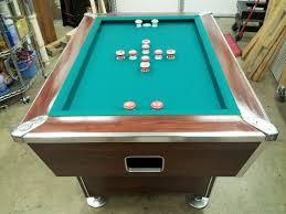 100 kasson pool table dead cushions already dk billiards