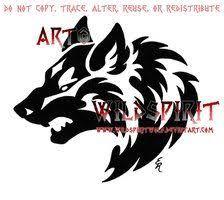 25 trending wolf face tattoo ideas on pinterest wolf face
