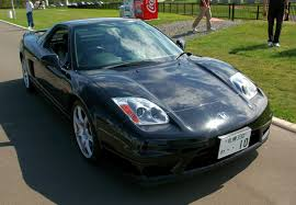 honda supercar honda nsx first generation wikiwand