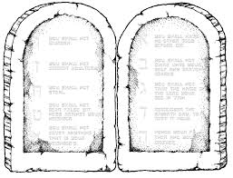 coloring pages free coloring pages of catholic ten mandments ten