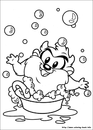 sarah u0027s super colouring pages baby looney tunes coloring pages
