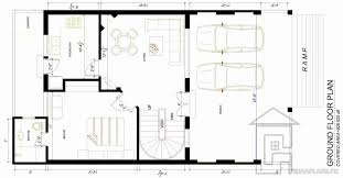5 marla basement home plan gharplans pk