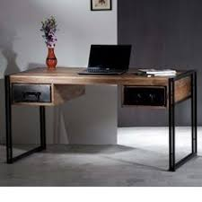 bureau design industriel mobilier bureau industriel bureau industriel surmesure noir
