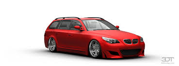 bmw wagon custom 3dtuning of bmw 5 series wagon 2003 3dtuning com unique on line