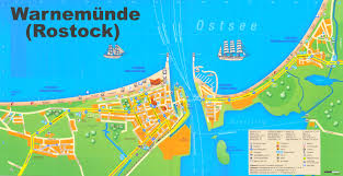 Konstanz Germany Map by Rostock Rail Maps And Stations From European Rail Guide Rostock