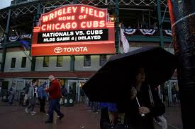 nlds game 4 of nats cubs rained out set to play wednesday