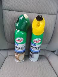 Cloth Car Seat Cleaner Carpe Clean U0027em How To Clean Your Car U0027s Upholstery