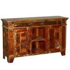 Reclaimed Wood Buffet Table by 60