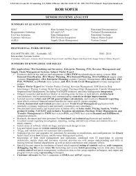 sample resume business analyst sample resume senior business analyst business analyst resume