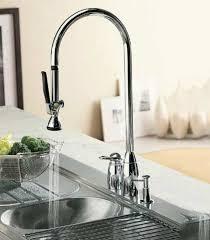 retro kitchen faucets inspirational farmhouse style kitchen faucets 50 photos htsrec