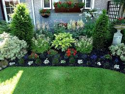 Formal Front Yard Landscaping Ideas - images of front yard gardens pictures of small front yard