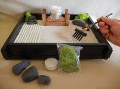 zen sand garden for desk diy desk top mini zen garden sand and bowl from the dollar store