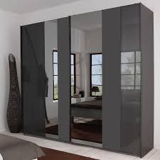 Schlafzimmerschrank Schwebet Enschrank Schwebetüren Schrank Individuell Planen Dekor Matt Glas Spiegel