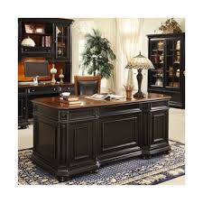 Riverside Office Furniture by Riverside Furniture Allegro Executive Desk Sewing Room