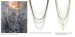 chain necklace styles images 5 different styles of necklaces for women jpg