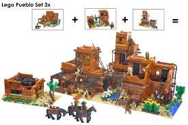 Pueblo Adobe Houses by Lego Ideas Lego Pueblo