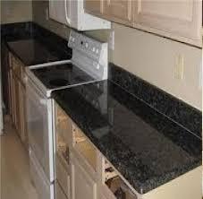 Black Granite Kitchen Countertops by Granite Countertop Inc Home
